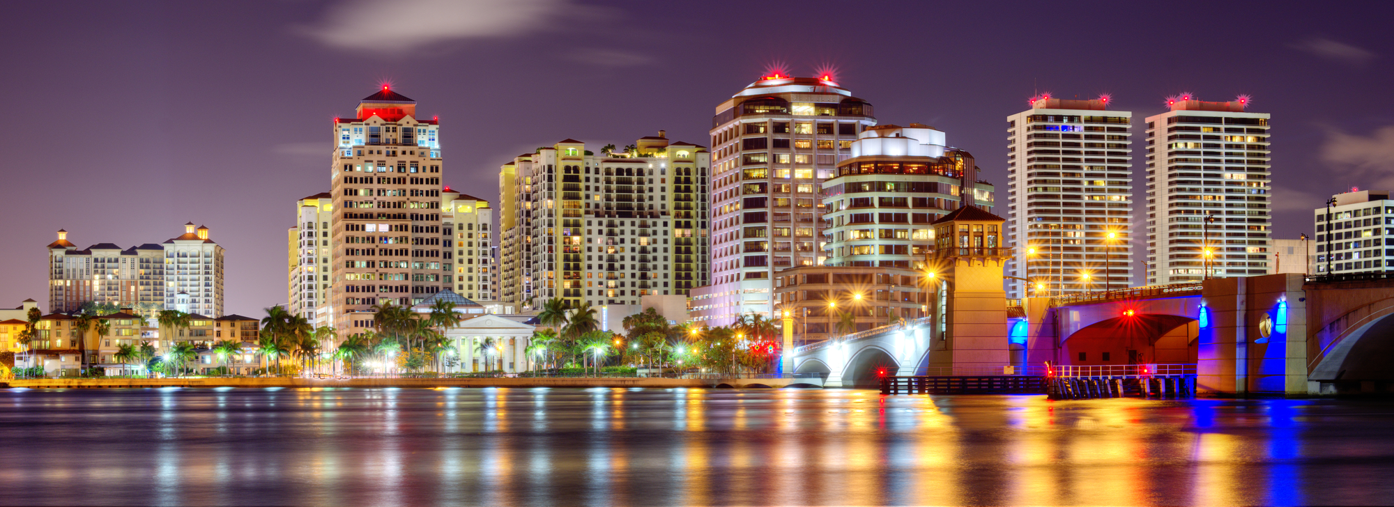 Where are the best new homes in west palm beach florida?